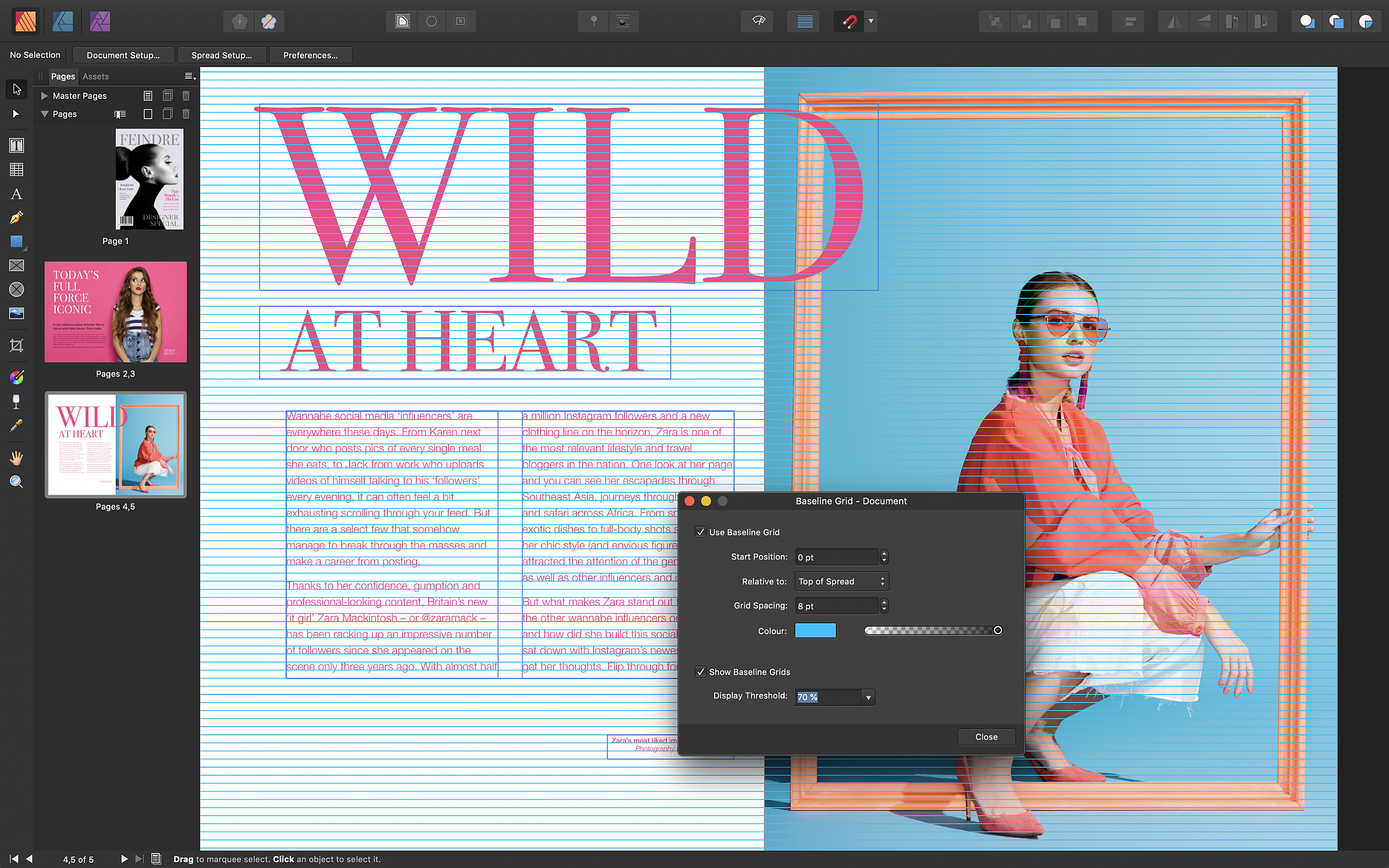 Affinity Publisher (LP)